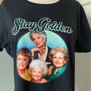 Tops - NWT Stay Golden Golden Girls Tee
